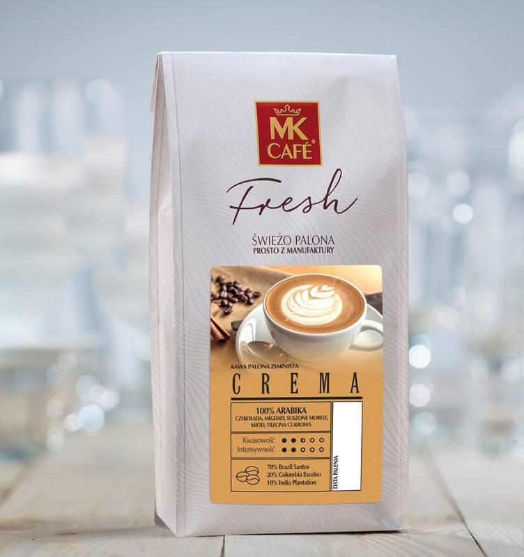 MK Fresh Crema 1kg ZIARNO