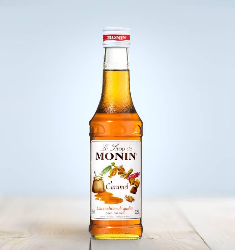 Syrop do kawy Monin Karmel 250ML