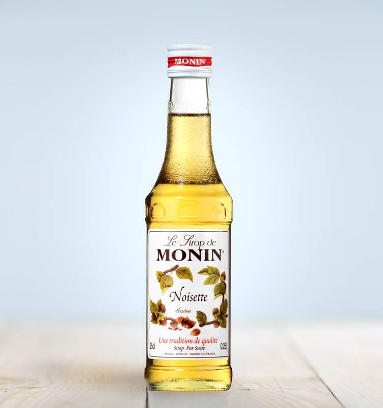 Syrop do kawy Monin Orzech Laskowy 250ML