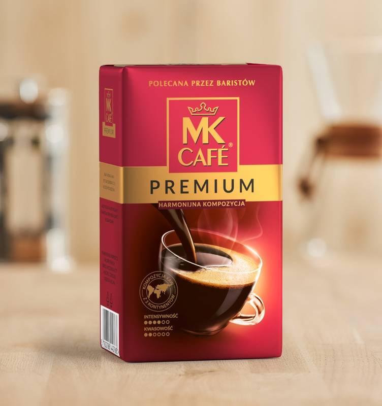 Kawa mielona MK Cafe Premium 500g