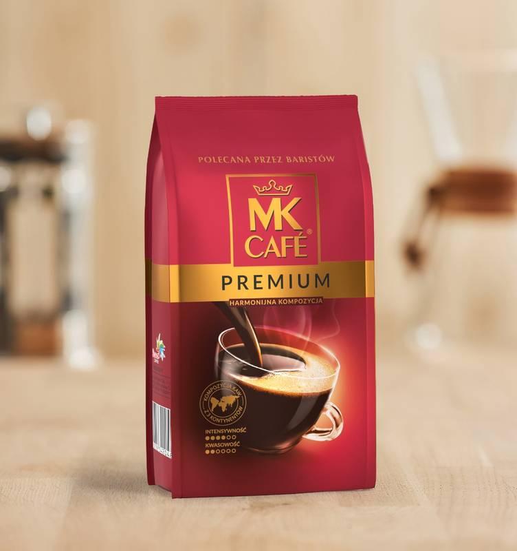 Kawa mielona MK Premium 225g