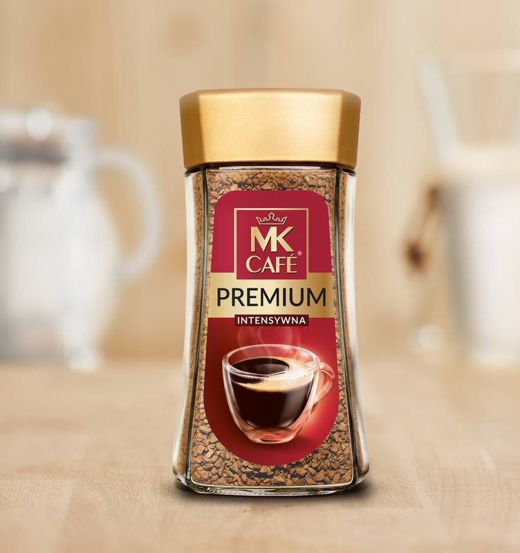 Kawa rozpuszczalna MK Cafe Premium 175g