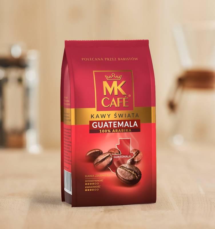 Kawa ziarnista MK Cafe Guatemala 250g 100% Arabica