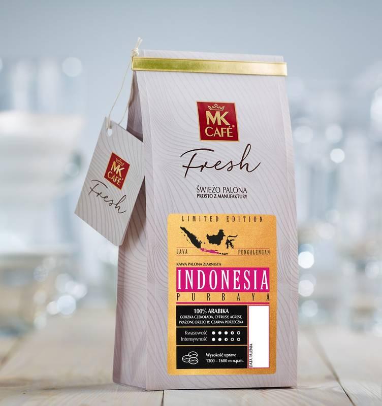 Indonesia Java Purbaya 250g ziarno