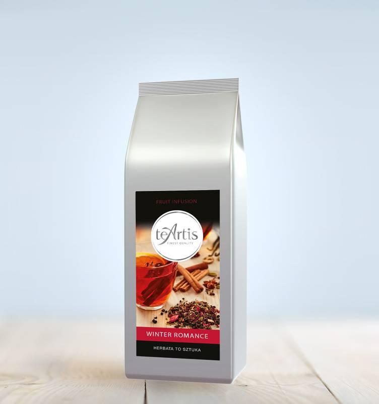 TeArtis owocowa herbata WINTER ROMANCE 200g